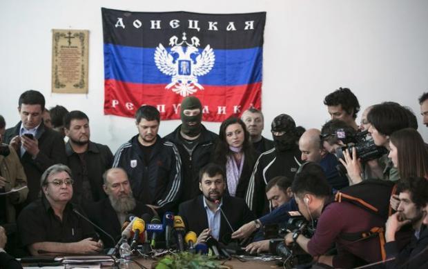 """СБУ накрила точку, де """"міністрам"""" фейкової """"ДНР"""" робили фальшиві дипломи про вищу освіту"""