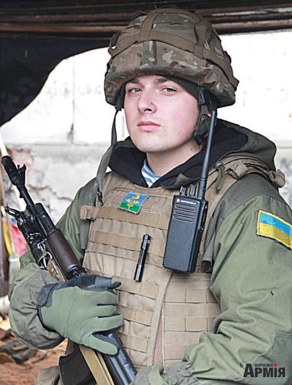"""24-річний """"лейтенант війни"""" з Черкащини отримає 42 000 гривень за підбитий російський БМП"""