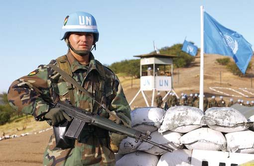 Київ і Вашингтон домовляються про міжнародний миротворчий контингент на Донбасі