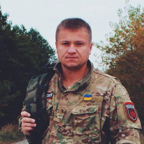 """Комбат """"Червень"""" з Добровольчої армії Яроша: """"Є розуміння, як перемогти. Аби лише була команда…"""""""