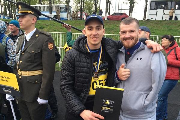 """""""Ігри нескорених"""": Ветеран АТО з Черкас після поранення повернувся у великий спорт"""