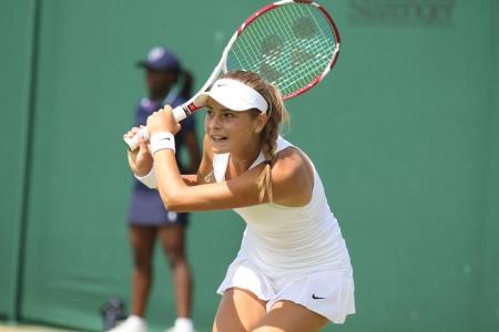 17-річна українка перемогла на міжнародному тенісному турнірі у Франції