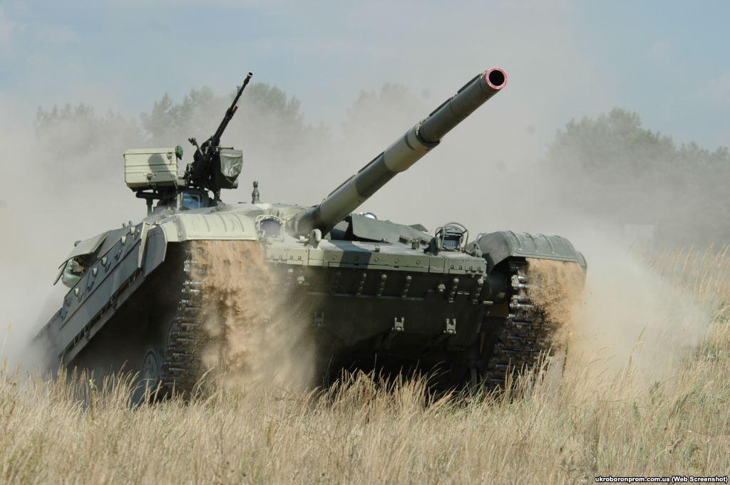Українці вперше беруть участь у міжнародних танкових змаганнях НАТО – The Strong Europe Tank Challenge – у німецькій Баварії