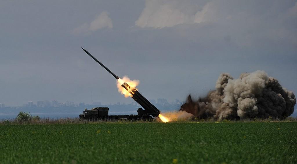 Під час випробувань нове українське ракетне озброєння продемонструвало ідеальну точність ураження цілей
