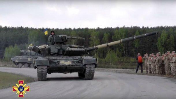 Військові США зацікавилися українським танком