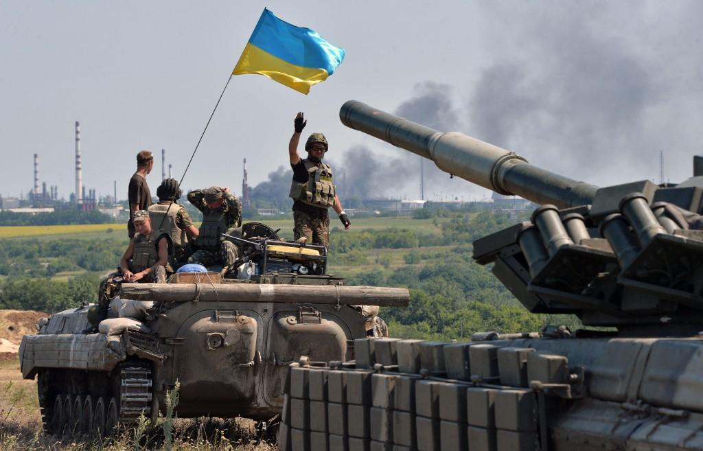 Українські десантники на передовій отримають нову партію потужних танків Т-80
