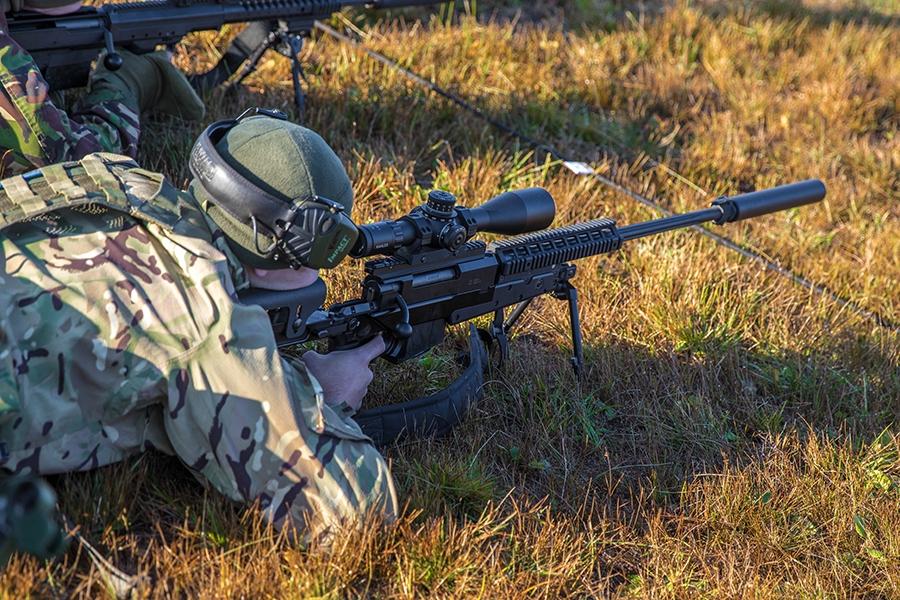 Українські нацгвардійці на Кубку світу в Угорщині визнані найкращими серед військових снайперів