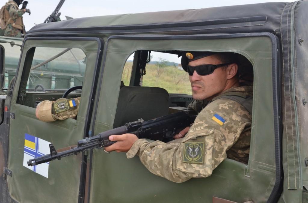 Українські морські піхотинці взяли участь у багатонаціональних навчаннях союзних сил Чорноморського регіону в Румунії