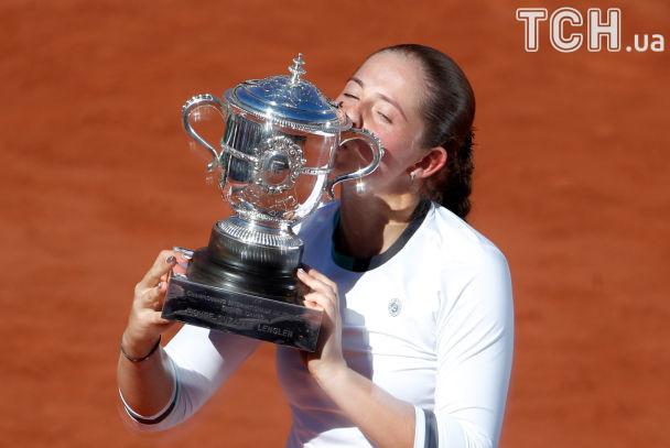 Українка виграла один з найпрестижніших тенісних турнірів світу