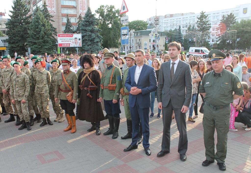 Черкасами ходили… воїни УНР