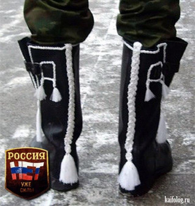 На границе с Украиной на этнической почве произошли массовые столкновения между военными российской армии
