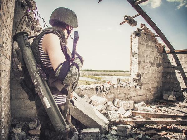 ЗСУ викинули ворога з селища Спартак на Донеччині