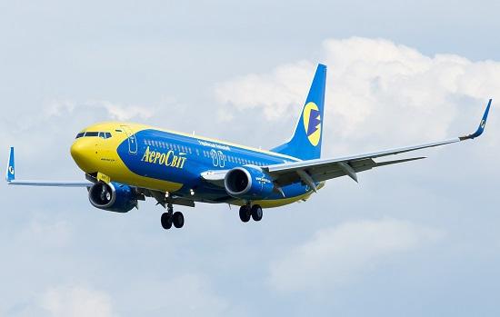 Українські авіакомпанії різко збільшили пасажиропотік