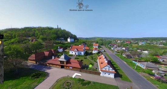 Резиденція Богдана Хмельницького у Чигирині потрапила до сімки музеїв, яку можна відвідати 3D-туром