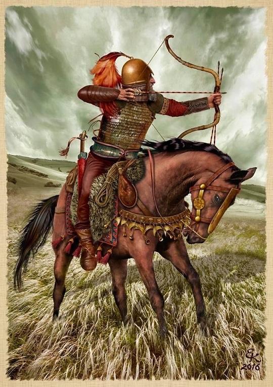 Черкаський слід містичної чаші царя скіфів