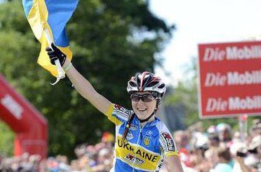 Українська спортсменка стала чемпіонкою Європи з маутинбайку