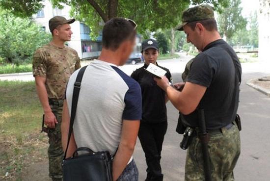 """У Дружківці на Донеччині арештовано """"п'ятикратного"""" бойовика """"ДНР"""""""