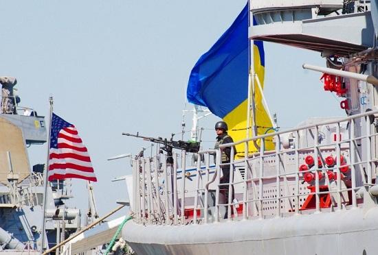 У Чорному морі розгортаються спільні військові навчання України, США та ще 15 союзних держав