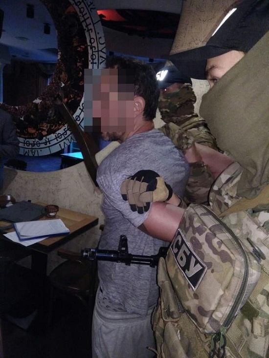 Невдаху-агента спецслужб Росії арештували в Києві