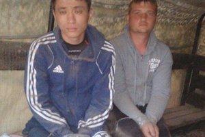 СБУ притягне двох пійманих на межі з Кримом російських ФСБшників до кримінальної відповідальності