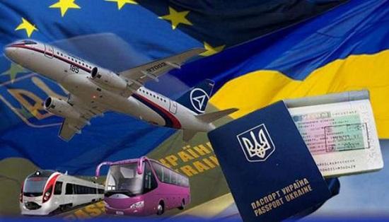 Безвізом з Європою скористалися вже 200 тисяч українців