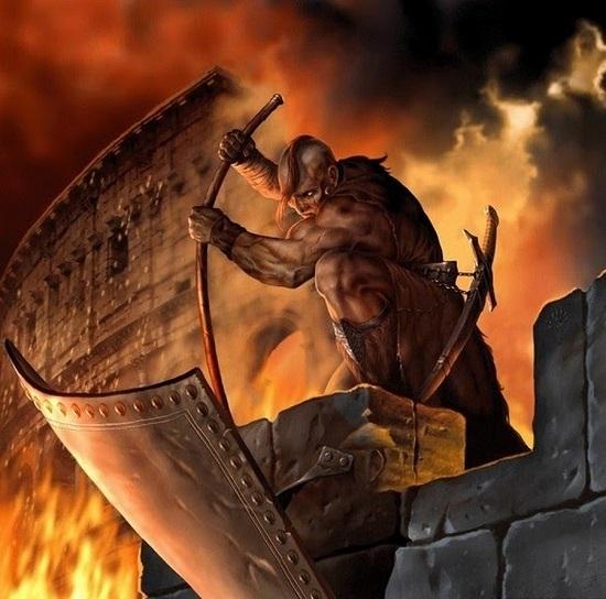 Одонацер: руйнівник Риму, на якого рівнявся Богдан Хмельницький