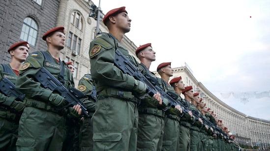 Військовий парад у Києві пройде під марш Армії УНР