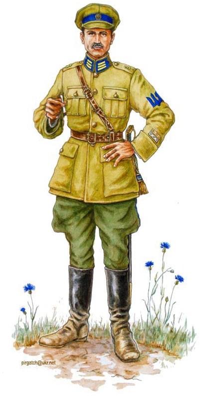 Кістяк командування Залізної дивізії УНР, чий прапор пронесуть на параді у День Незалежності, складали черкащани