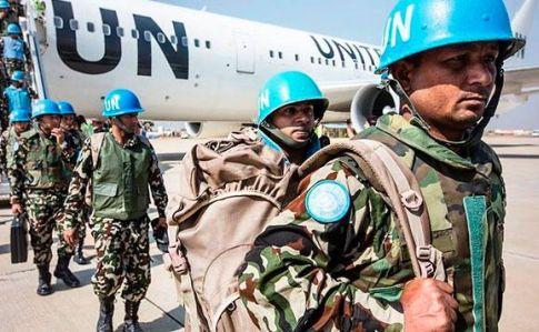 В України готовий власний варіант резолюції про миротворців ООН на Донбасі
