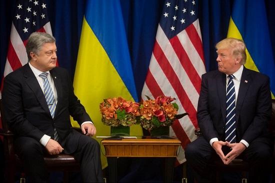 Президенти України і США обговорили у Нью-Йорку перспективу співпраці між двома державами