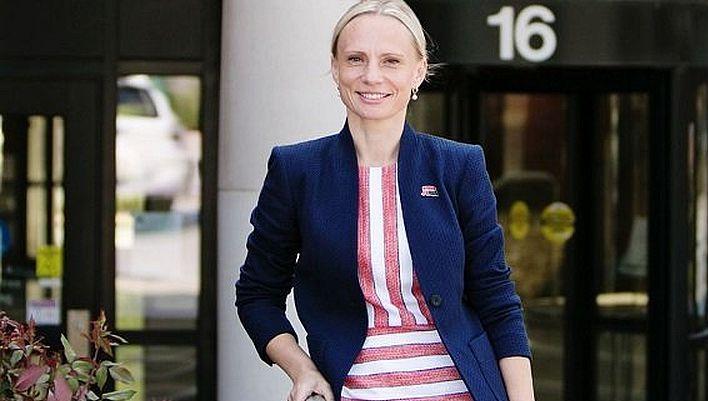 Новим сенатором у США стала українка