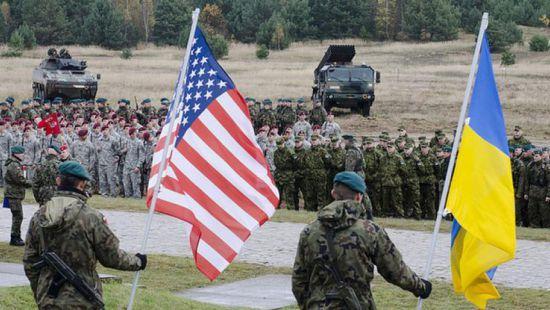 """В Україні стартують міжнародні військові навчання Rapid Trident-2017 (""""Швидкий тризуб""""), у яких візьмуть участь військові 14 держав"""