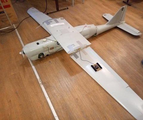 Ворожий безпілотник у зоні АТО збити не встигли – дороговартісне російське барахло впало саме…