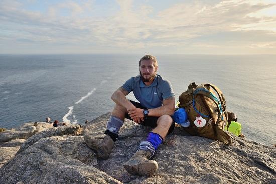 Відомий десантник-блогер вирушає у пішу навколосвітню подорож
