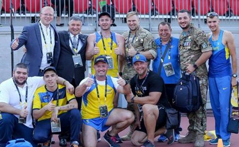 """Українські офіцери вибороли золото, срібло і бронзу на всесвітніх """"Іграх нескорених-2017″ в канадському Торонто"""