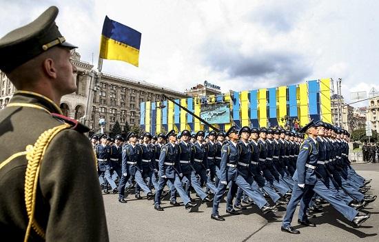 Вже дев'ять українських батальйонів повністю відповідають стандартам НАТО
