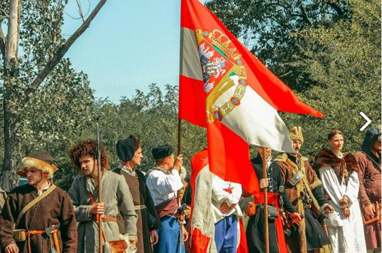 На фестивалі у Дніпрі провели історичну реконструкцію штурму козаками Хмельницького фортеці Кодак