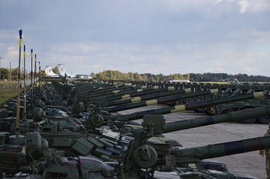 ЗСУ отримали 17 нових зразків сучасної і модернізованої зброї та бронетехніки