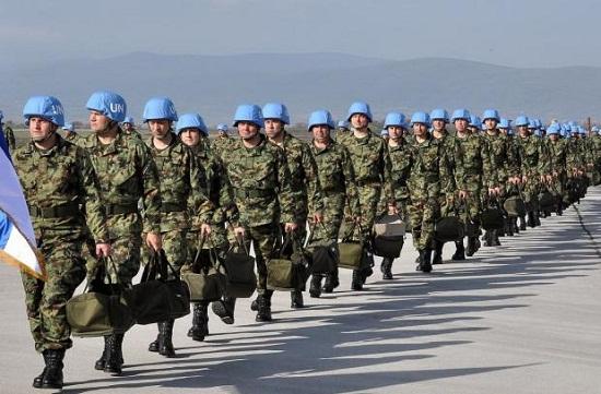 """Думка експерта: """"блакитні шоломи"""" увійдуть на Донбас не раніше, аніж через рік"""