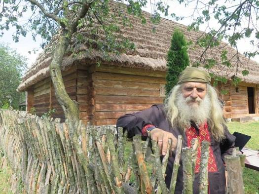 У Верховній Раді відкрили виставку художника-реставратора Лева Скопа – «Українська Покрова»