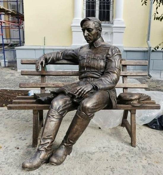 У Вінниці відкриття пам'ятника Симону Петлюрі супроводжувалося реконструкцією бою проти московських більшовиків