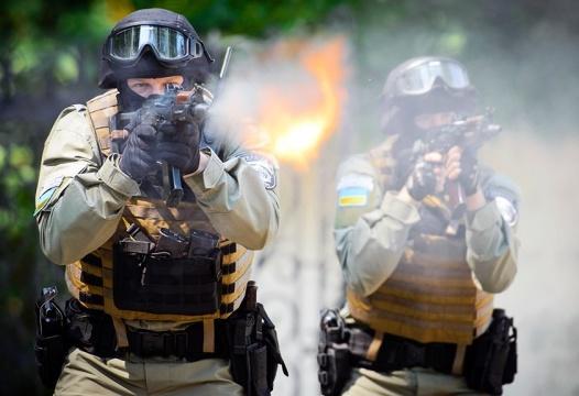 На Черкащині – антитерористичні та контрдиверсійні тактико-спеціальні навчання