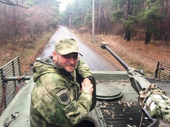 Дмитро Ярош заявив про формування нового елітного батальйону