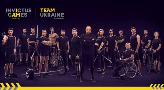 """На """"Іграх нескорених"""" у канадському Торонто українські воїни-спортсмени здобули 14 чемпіонських медалей!"""