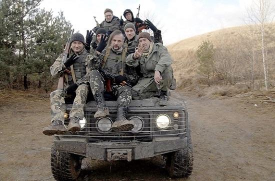 """На Покрову у серіалі """"Гвардія-2″ можна буде бачити """"зірку культового фільму """"В бій ідуть одні """"старики"""""""