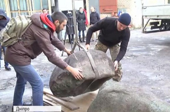 На Дніпропетровщині знайдено дві прадавні статуї в чудовому стані