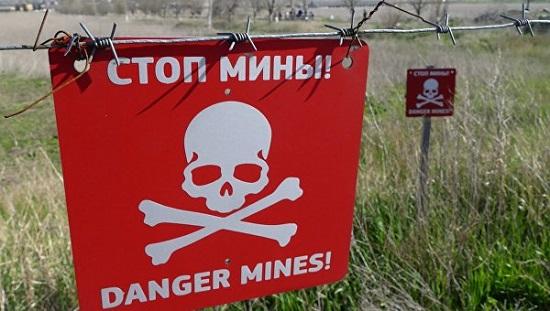 """Диверсійно-розвідувальна група """"ЛНР"""" самоліквідувалася на власному мінному полі"""