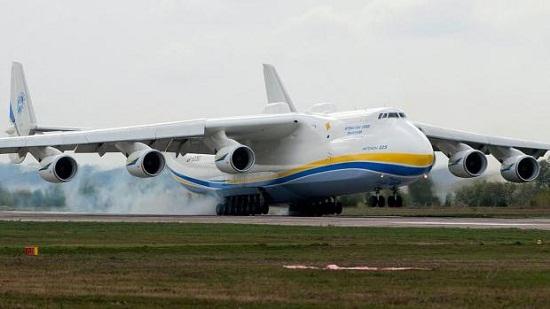 Найбільші в світі літаки серійно випускатимуть Україна й Китай