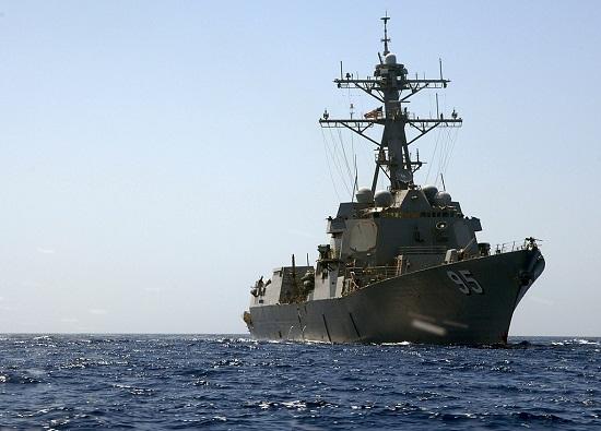 """У порт Одеси зайшов американський есмінець """"Джеймс Вільямс"""""""