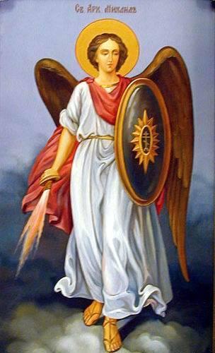 21 листопада – День Святого Михайла, переможця над темними силами